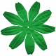 Oregonian Silk Flower- Green