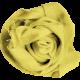 Oregonian Fabric Flower- Rosette