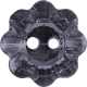 Vienna Plastic Flower- Dark Purple
