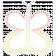Bugs Sticker Butterfly 02