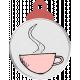 Fine Print Tag Tea