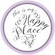 Crafty Element Tag Happy Place