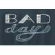 Bad Day- Journal Cards- Bad Day 6x4