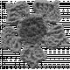 Crochet Flowers No.2- Templates- Flower 9