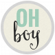 The Guys- Minikit- Word Art- Oh Boy