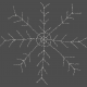 Winter Fun- Hand Drawn Snowflakes- Snowflake 2