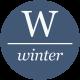 Winter Day- Elements- Winter Blue