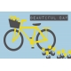 Destination Holland- Journal Cards-6 x 4 Bike