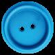Summer Lovin- Minikit- Button- Blue
