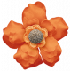 Pumpkin Spice- Minikit- Flower Small
