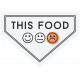 Food Day- Labels- This Food- Sad