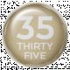 New Day- Brads 52 Weeks- Beige- Brad 35