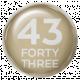 New Day- Brads 52 Weeks- Beige- Brad 43