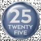 New Day- Brads 52 Weeks- Gray- Brad 25
