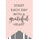 Day Of Thanks- Elements- Start Each Day-Wordart