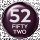New Day- Brads 52 Weeks- Maroon- Brad 52