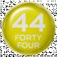 New Day- Brads 52 Weeks- Yellow- Brad 44