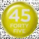 New Day- Brads 52 Weeks- Yellow- Brad 45
