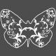 Butterflies- Butterfly 01- Filigrain