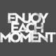 Good Life April- Minikit- Word Art- Enjoy Each Moment