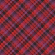 Gothical Papers- Paper 11- Plaid