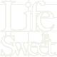 Marie Mini Kit- Life Is Sweet Word Art