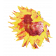 England- Flower Stamps- Sunflower