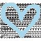 XY- Marker Doodles- Baby Blue Heart 1