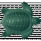 Summer Splash- Elements- Turtle