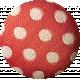 Work Day- Elements Kit- Polka Dot Fabric Button