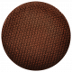 Best Of Buttons- Volume 2: Fabric- Brown Button 32
