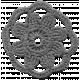 Crochet Flowers- Templates- Crochet05- Sunflower