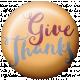 Thankful Harvest- Elements- Brad- Give Thanks