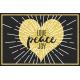 Christmas Day- Journal Cards- Love Joy Peace 6x4