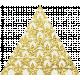 Christmas Day- Elements- Gold Vellum Star