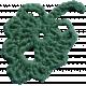 Crafty Evening- Crochet- Leaf 01