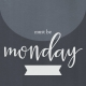 Bad Day- Journal Cards- Must Be Monday- 4x4