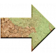 Back To Basics Cork Shapes- Shape 161