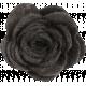 Cozy Day Elements- Felt Flower