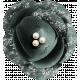 Winter Day Elements- Green Flower
