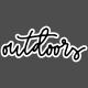 Winter Day Elements- Outdoor Sticker