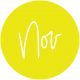 New Day Month Labels- Yellow November