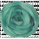 unwind green flower