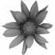 Flowers No.26 – Flower 01 Template
