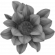 Flowers No.26 – Flower 03 Template