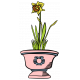 Our House Garden,Elements - Flower Pot 01