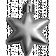 A Little Sparkle Star Ornament