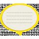 Reflections At Night- Yellow Speech Bubble