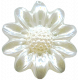 Design Pieces No. 6- Flower Button