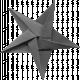 Folded Stars Templates - Star 5